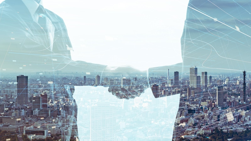 concepts technologiques urbains et futuristes